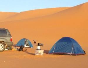 130/650 in der Wüste
