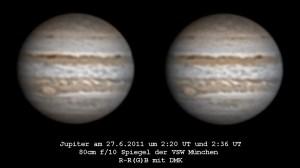 Jupiter 2011