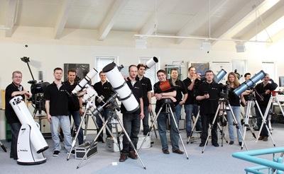 Das Team von Astroshop.de