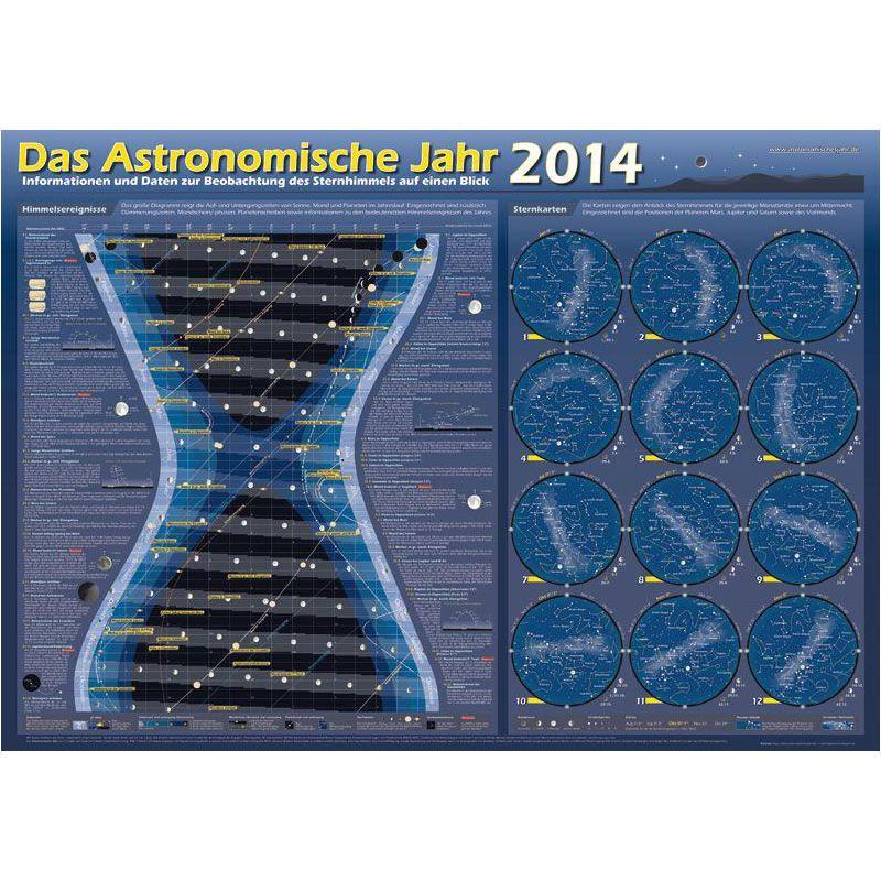 Das Astronomische Jahr 2014