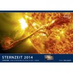 Kalender Sternzeit 2014