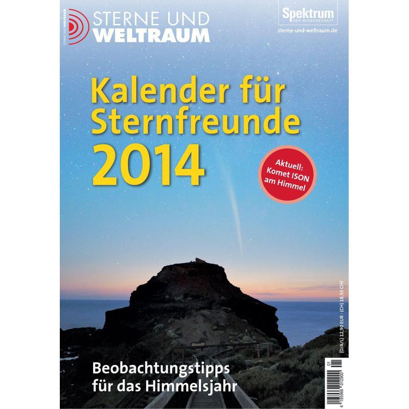 Kalender für Sternfreunde 2014