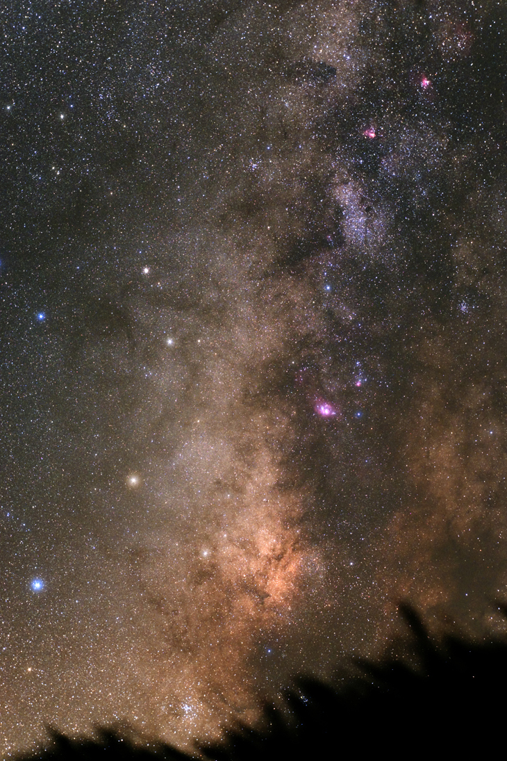 Polarie Star Tracker auf La Palma 1