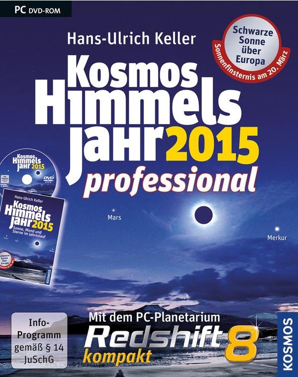 Kosmos-Verlag-Jahrbuch-Himmelsjahr-2015-Professional
