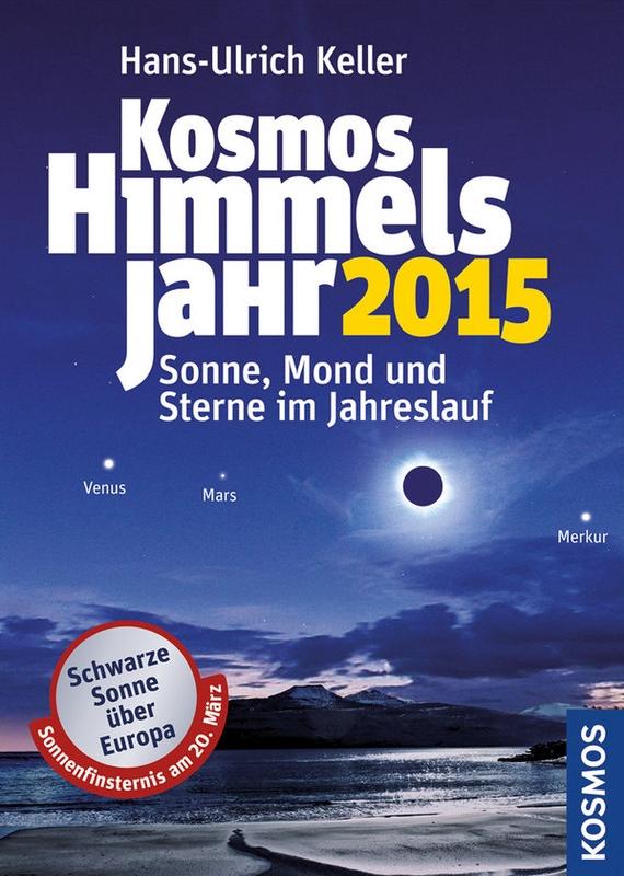 Kosmos-Verlag-Jahrbuch-Kosmos-Himmelsjahr-2015