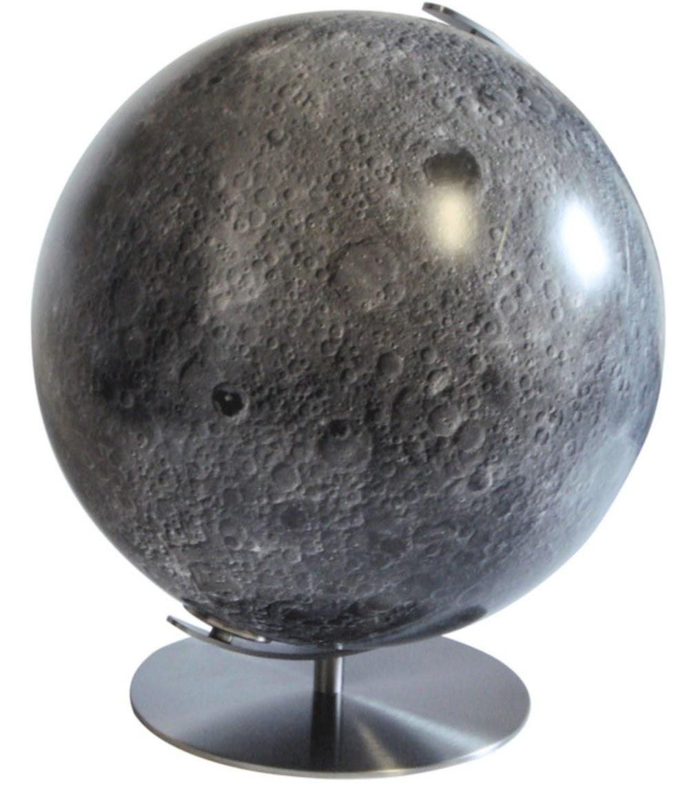 LRO-Mondglobus