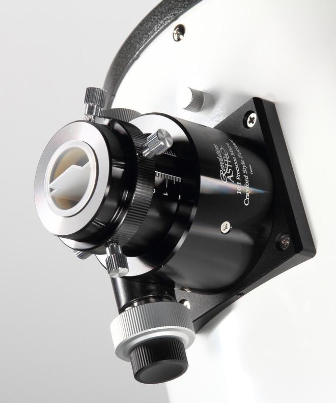 Nur vom Feinsten: Mikrofokussierer Crayford-Style
