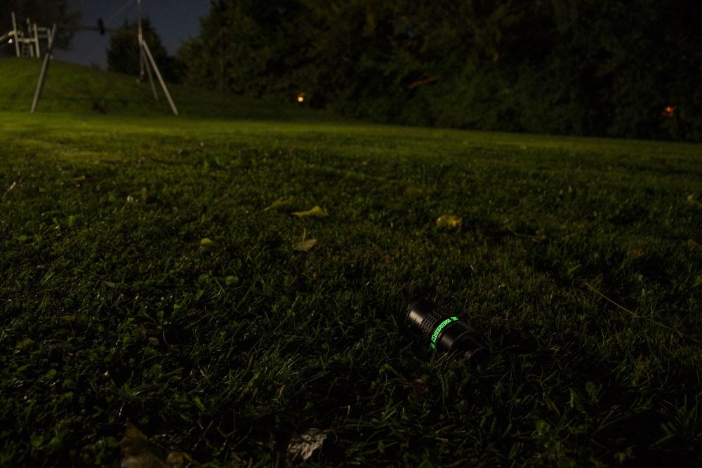 Morpheus im Gras
