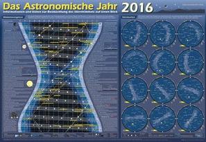 Das Astronomische Jahr 2016