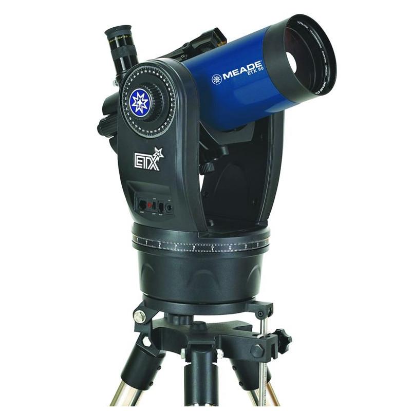 Überzeugt als kompaktes Reiseteleskop: MC 90/1250 ETX-90