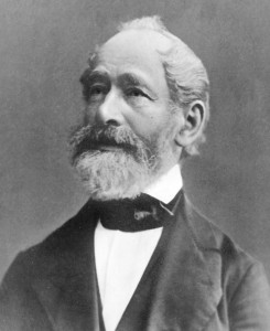 Carl Zeiss (11. September 1816 - 3. Dezember 1888)