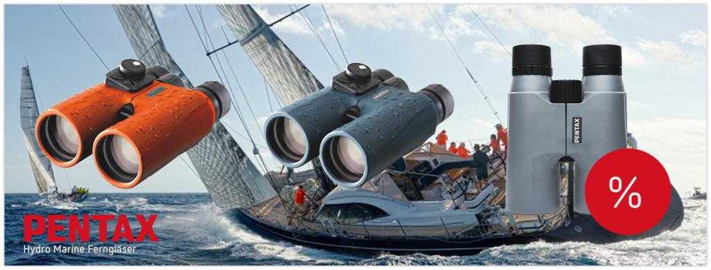 Pentax Hydro Marine Ferngläser