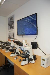 Schulungsmikroskope bei Motic/Wetzlar
