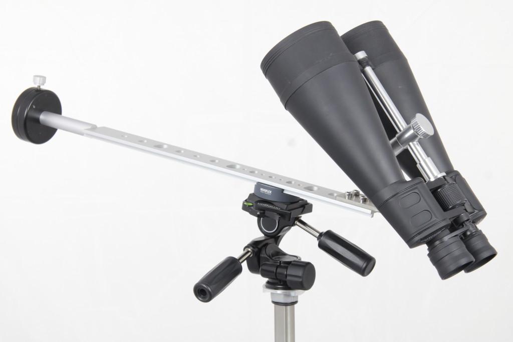 Das perfekt austarierte Nightstar 20x80 Fernglas