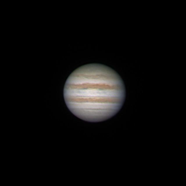 Ob Jupiter auf dem Kopf steht, ist nicht so wichtig Bild: Carlos Malagon