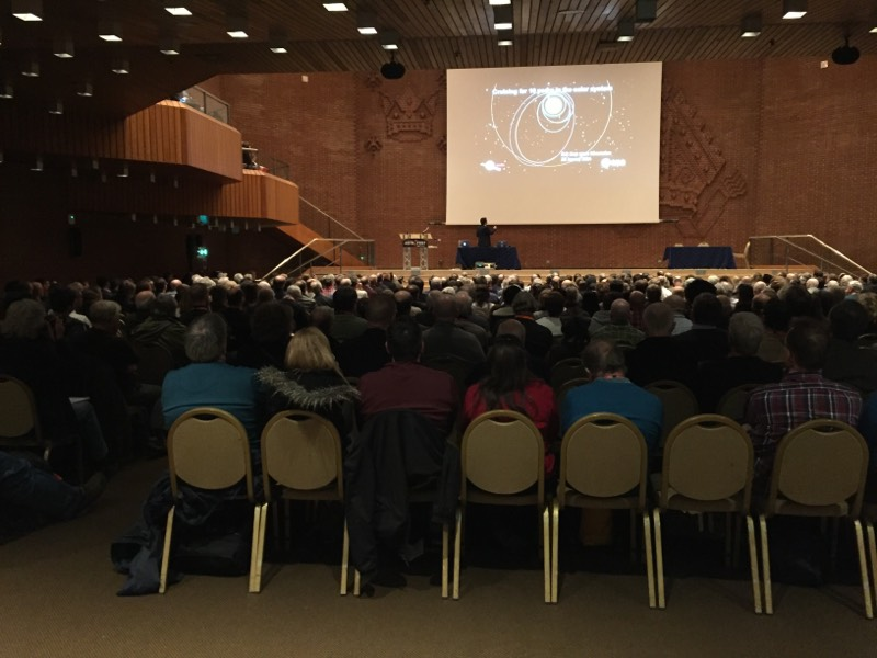 Astrofest 2017 - Conference