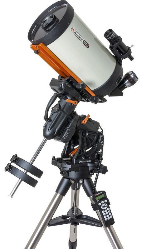 Die neue CGX-Montierung mit dem EdgeHD 925 Teleskop.