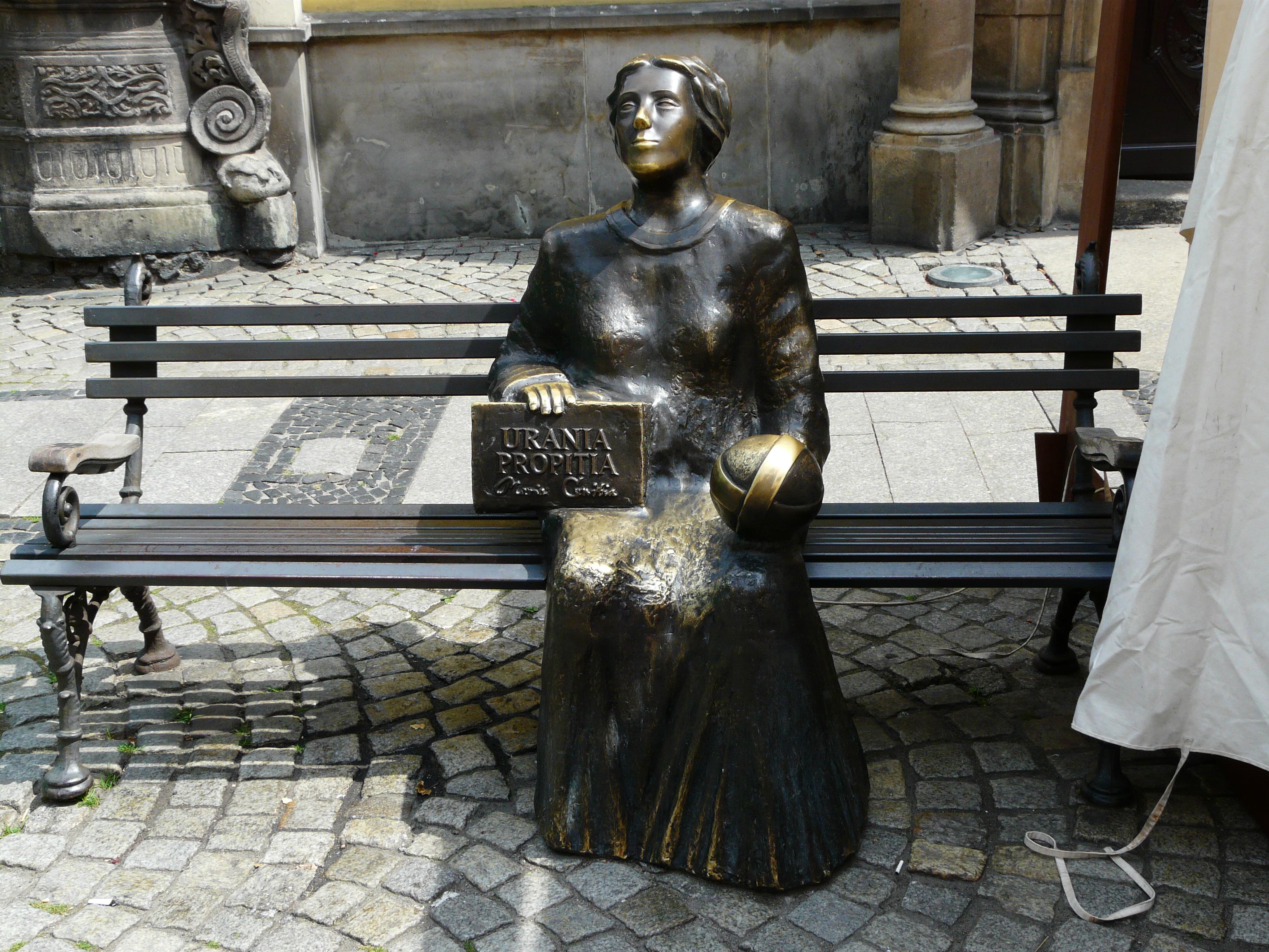 Maria_Cunitz_Denkmal